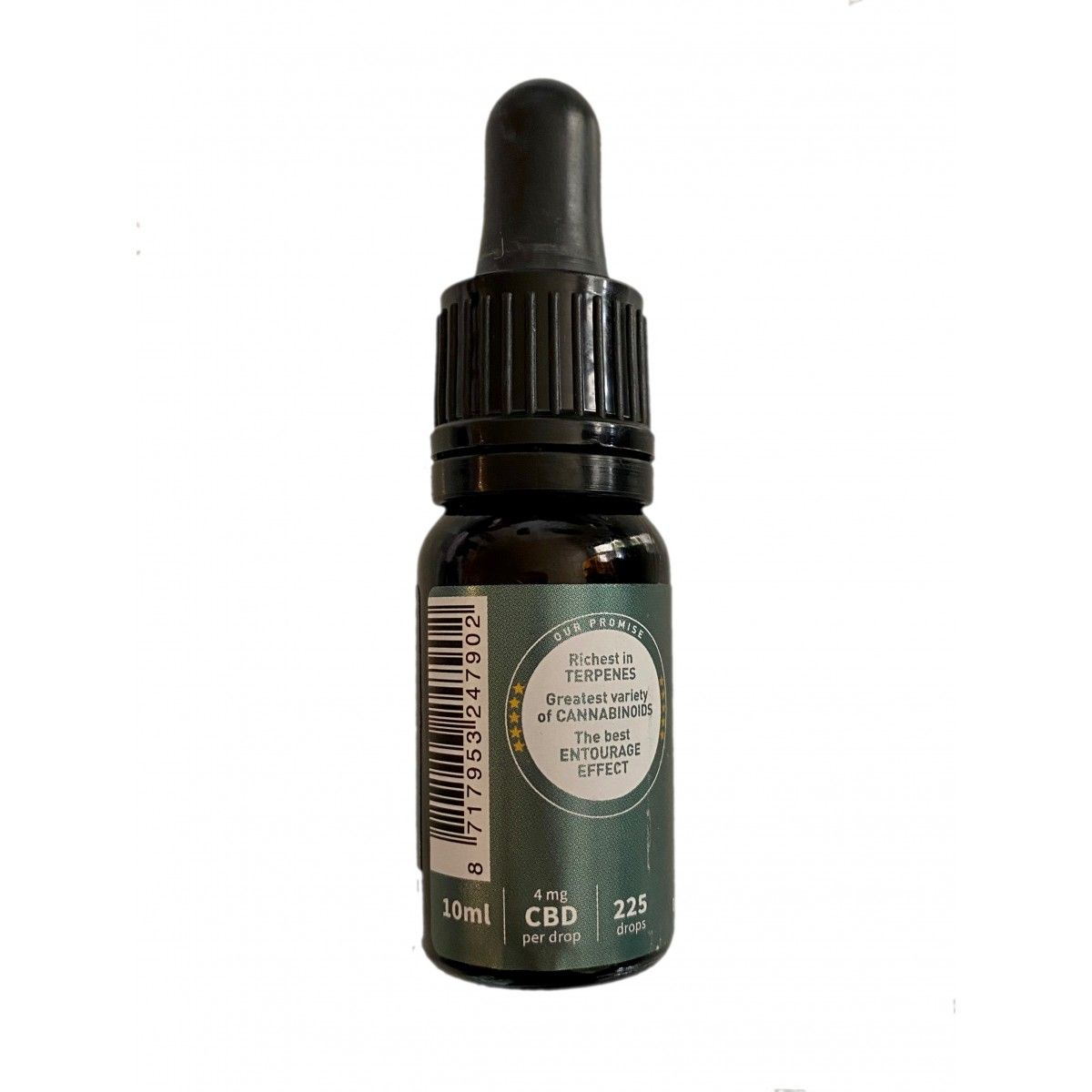 Huile CBD nature 8,25% - 10ml Dutch Natural Healing - 2