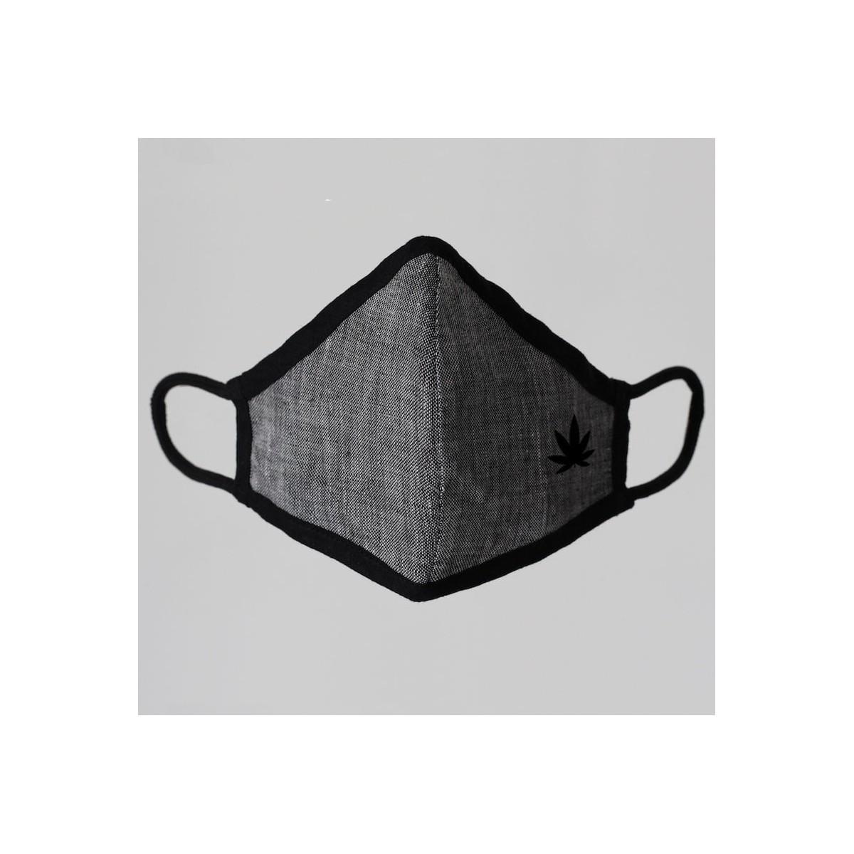 Masque facial en chanvre  - 3