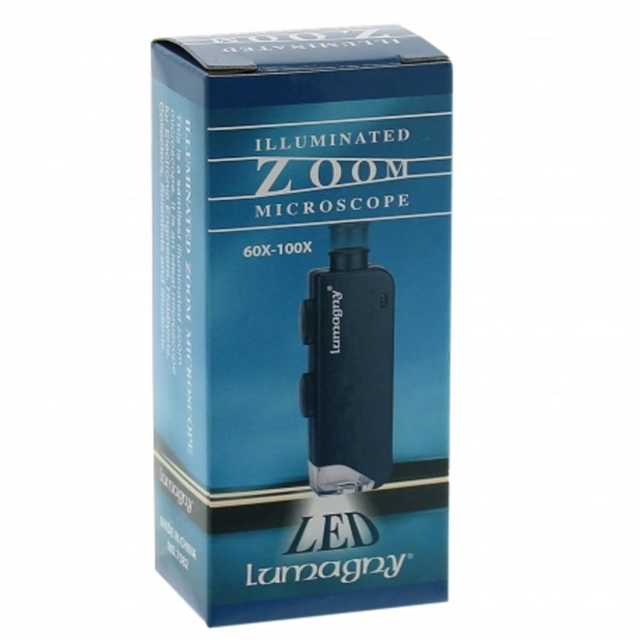 Microscope x60-100 de poche  - 2
