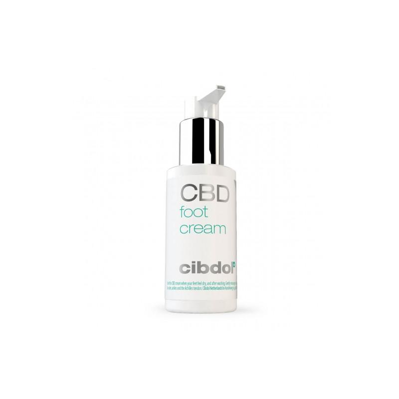 Crème pour les pieds au CBD CIBDOL - 1