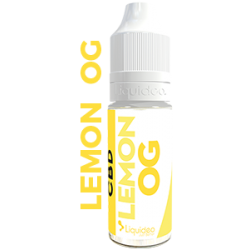E-Liquide CBD Lemon OG 10 ml Weedeo - 1
