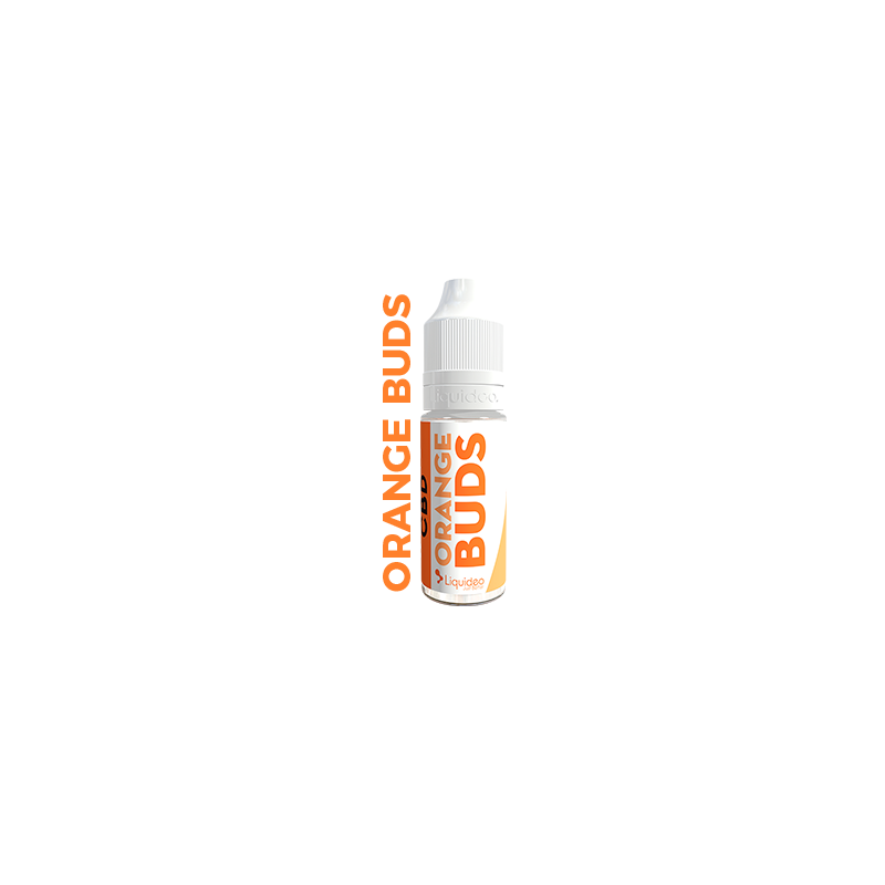 E-Liquide CBD Orange Buds 10 ml Weedeo - 1