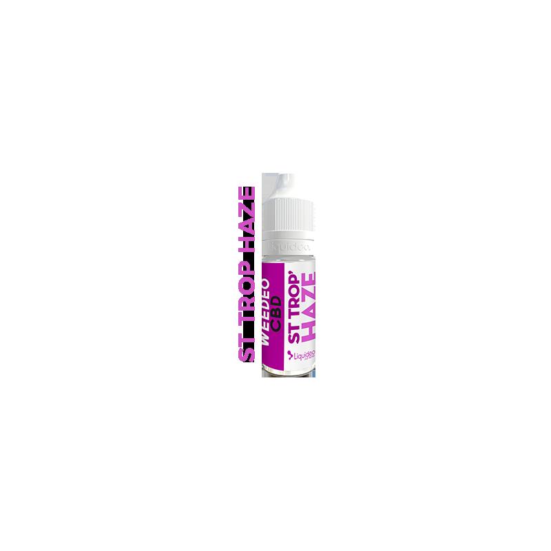 E-Liquide CBD Saint Trop Haze 10 ml Weedeo - 1
