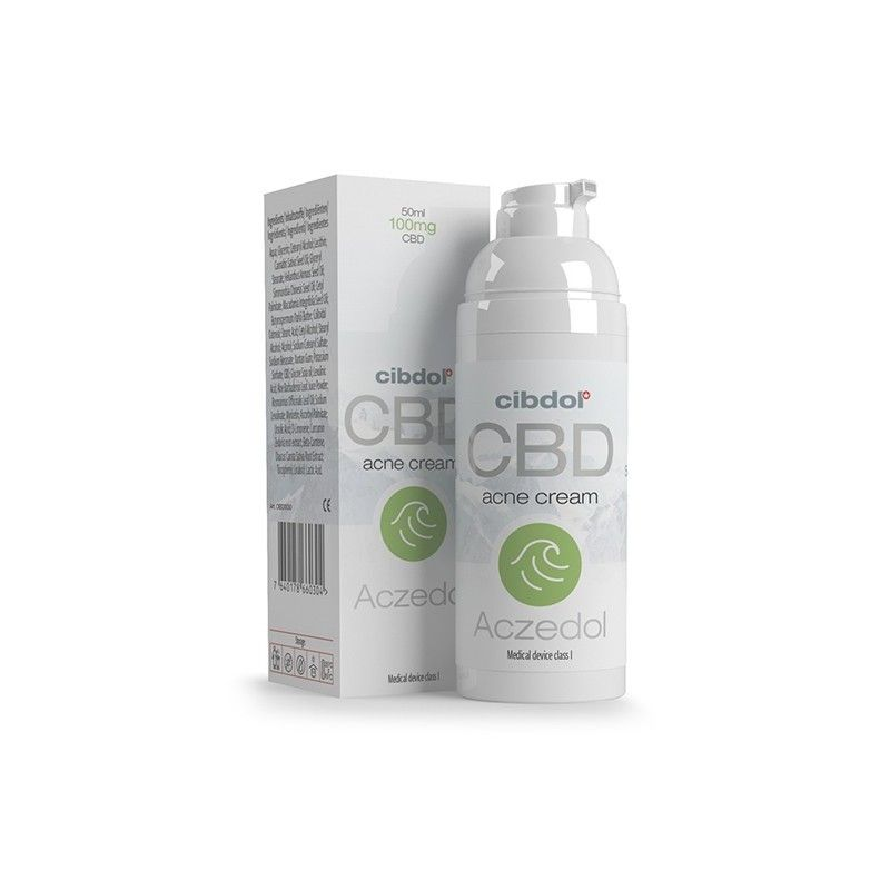 Aczedol (Crème pour l'acné) CIBDOL - 1